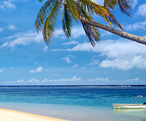 Honeymoon in Mauritius