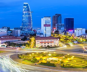 Rooftop Bars in Ho Chi Minh City