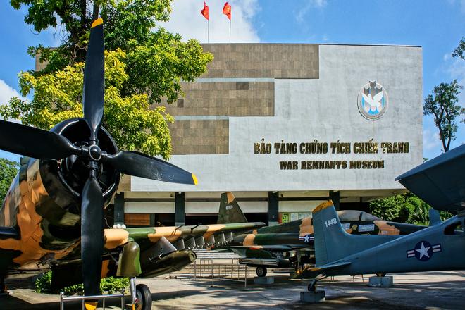 Saigon War Remnants