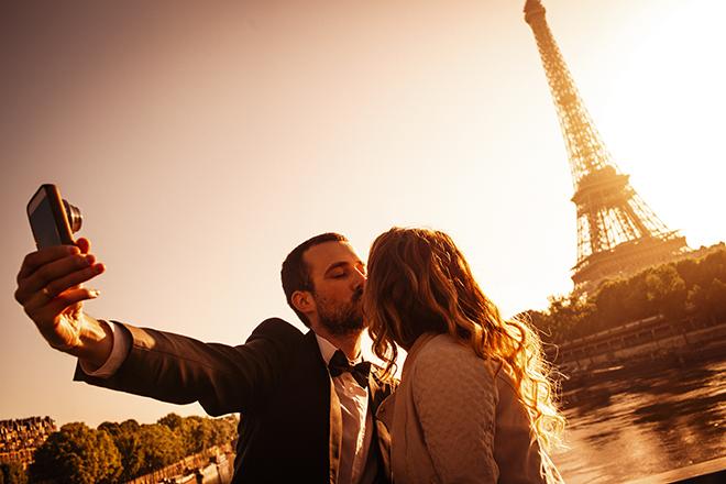 Séjour pour la Saint-Valentin à Paris