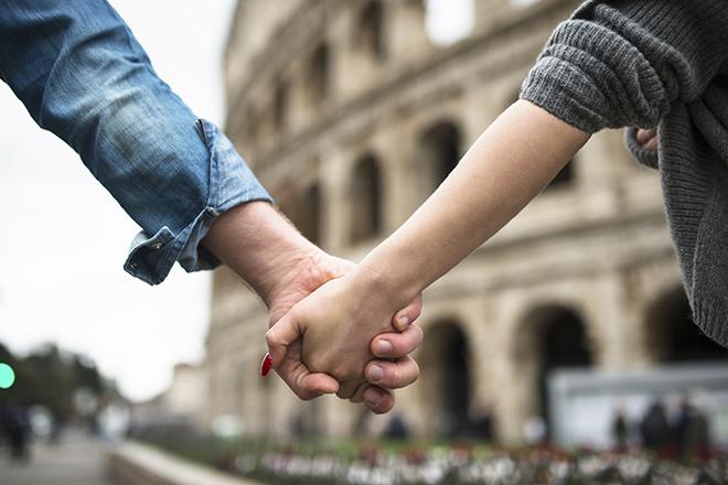 Séjour pour la Saint-Valentin à Rome