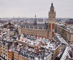 Ein weihnachtsbier trinken                                        in Lille