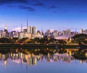São Paulo bei Nacht erleben