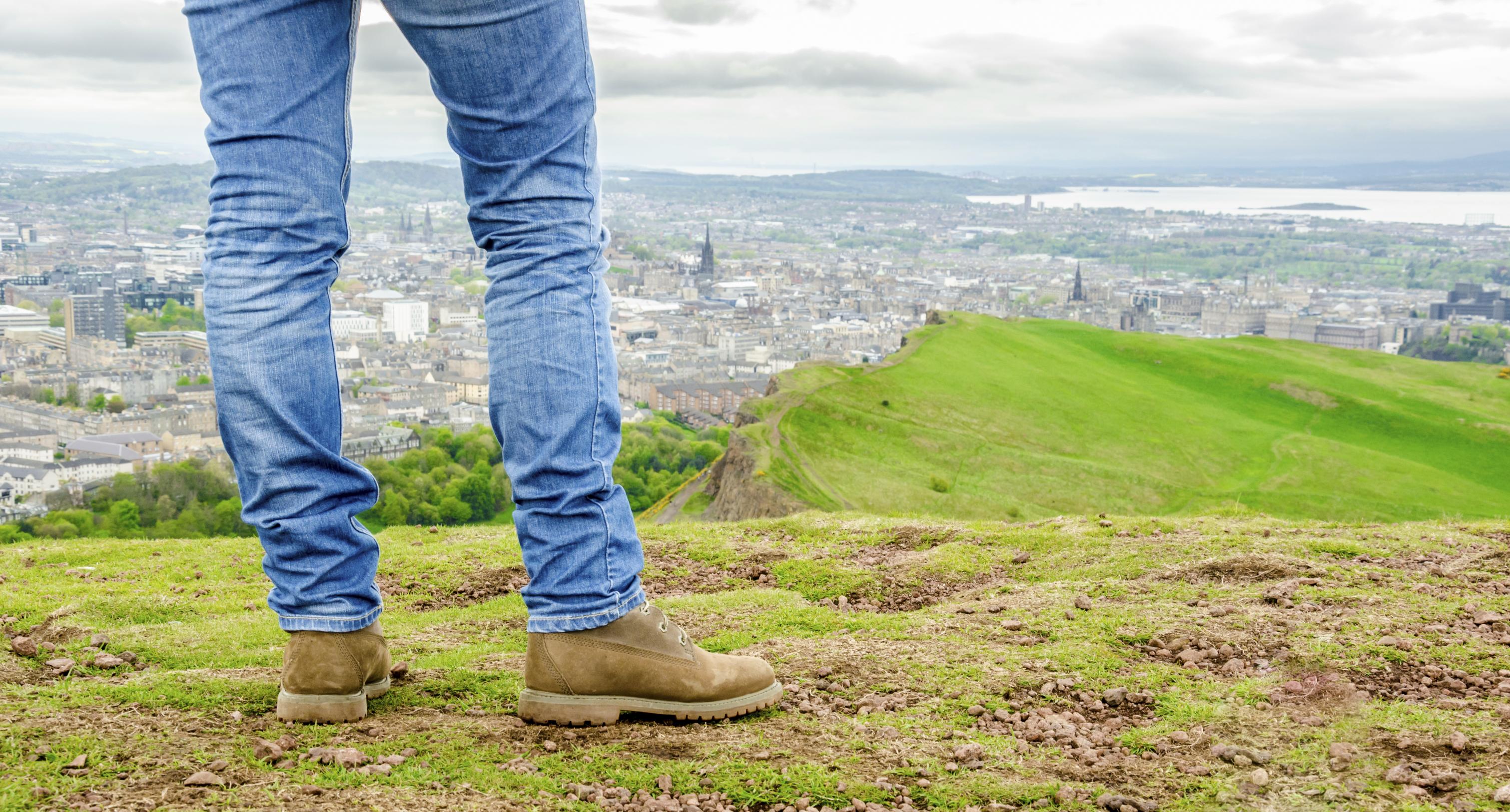 vue sur ville