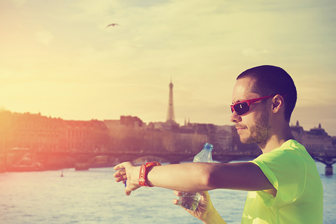 Séjour sportif à Paris