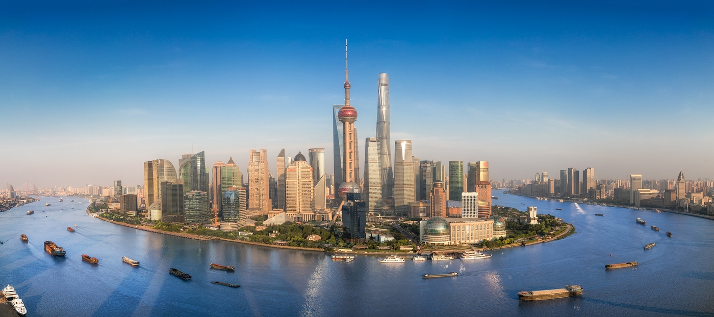 Shanghai Tower – Shanghai, China