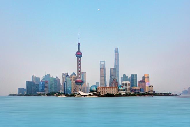 Shangai, una realidad de contraste arquitectónico