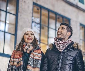 Séance shopping pour Noël