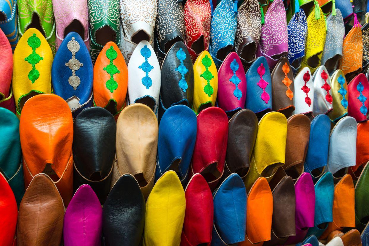 babouches marrakech