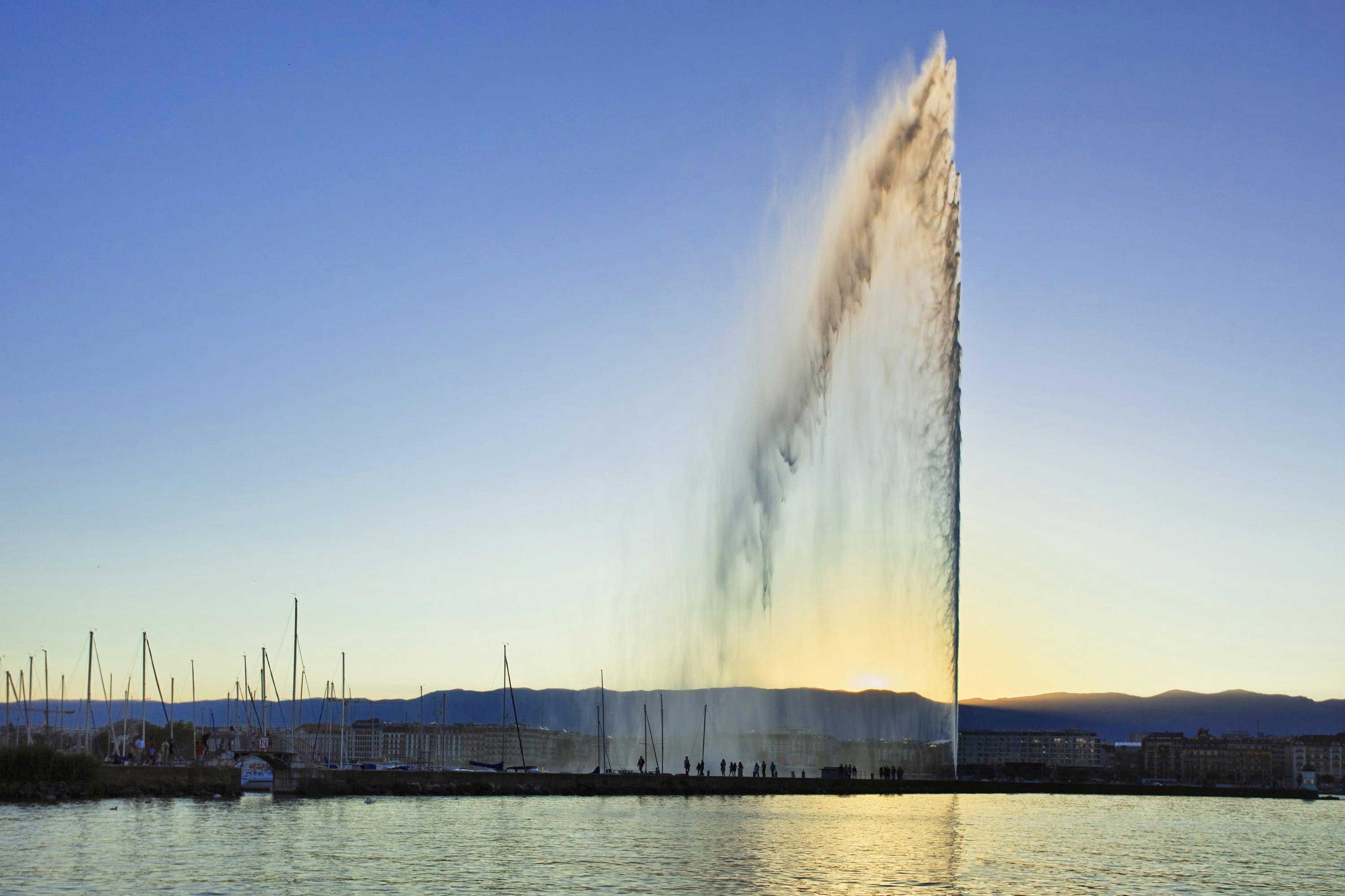 geneve lac