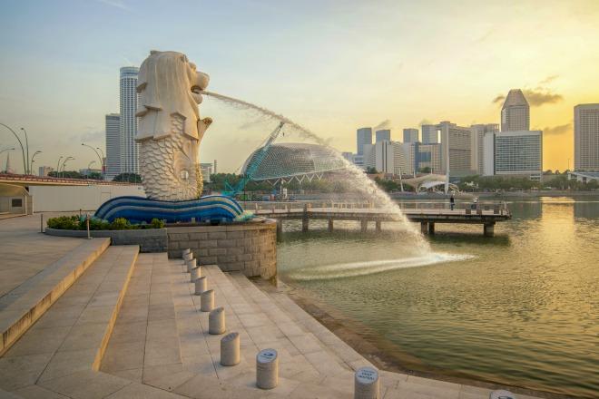 La modernidad y el clasicismo de Singapur