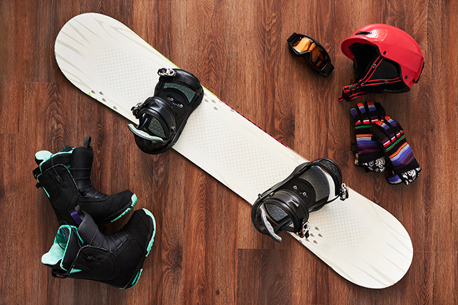 noel cadeau ski