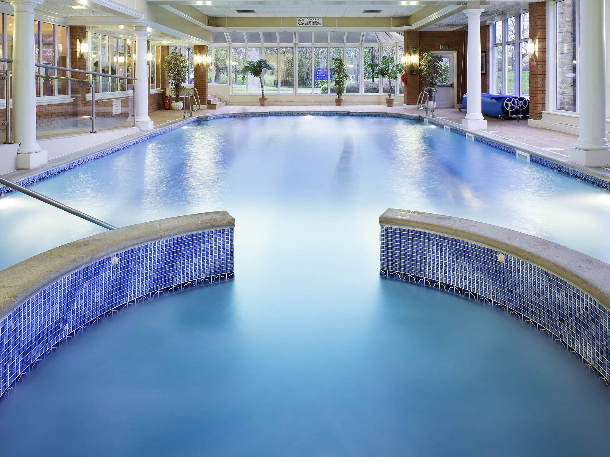 Mercure Spa Pool Aberdeen
