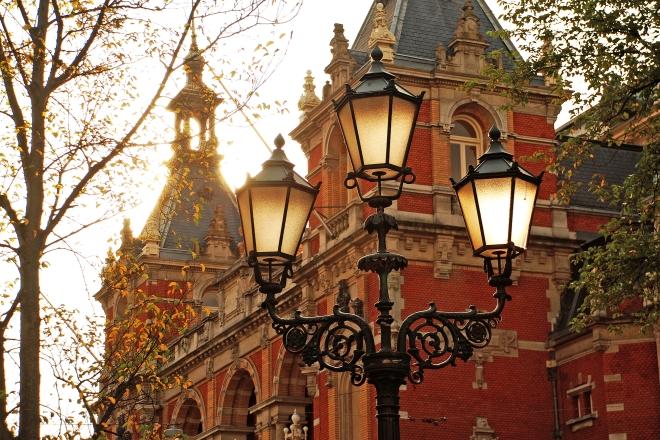 Amsterdam: ritrovo di artisti, letterati e intellettuali