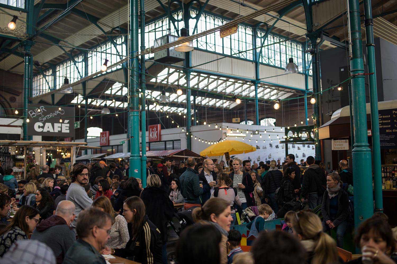 street food berlim thursday Markthalle Neun