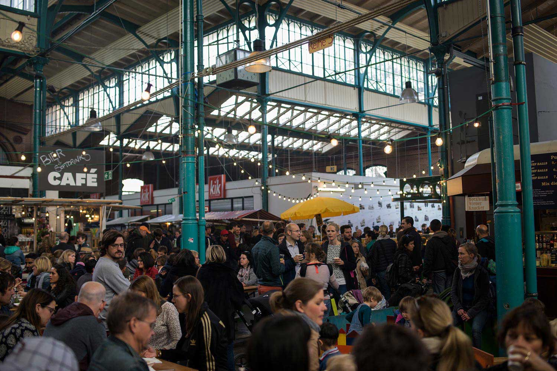 street food berlin markthalle neun