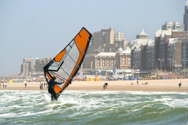 windsurfen scheveningen