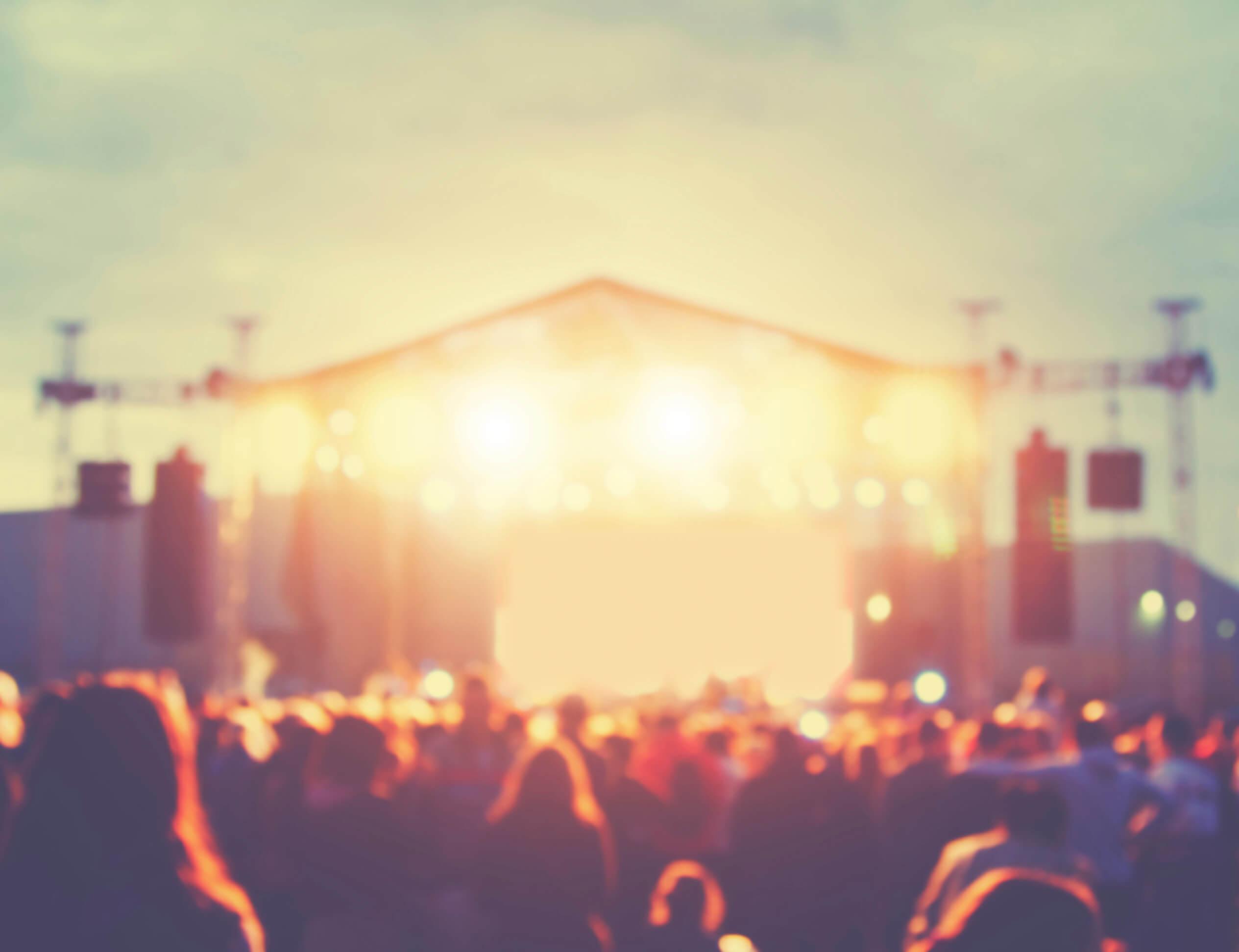 sziget festival concert