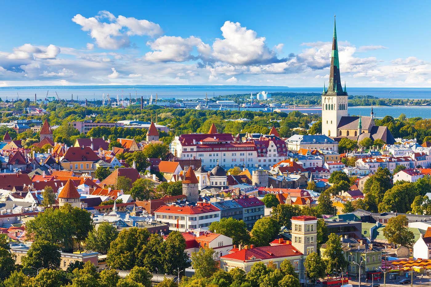 Незабываемый Таллин