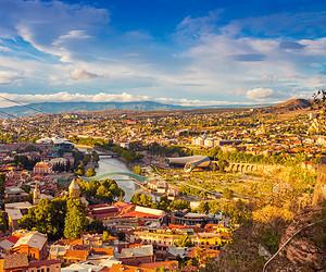 Тбилиси – город, где отдыхает душа