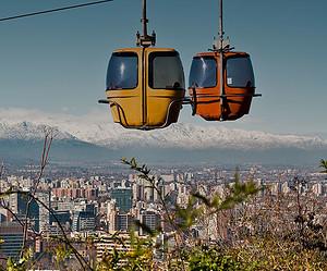 Pontos turísticos de Santiago para curtir em família