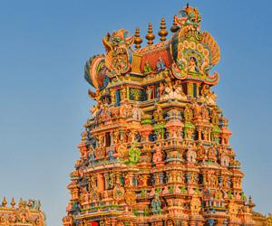 De templo en templo por Tamil Nadu