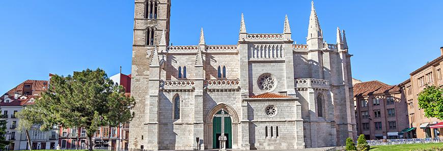 templo con historia de Valladolid