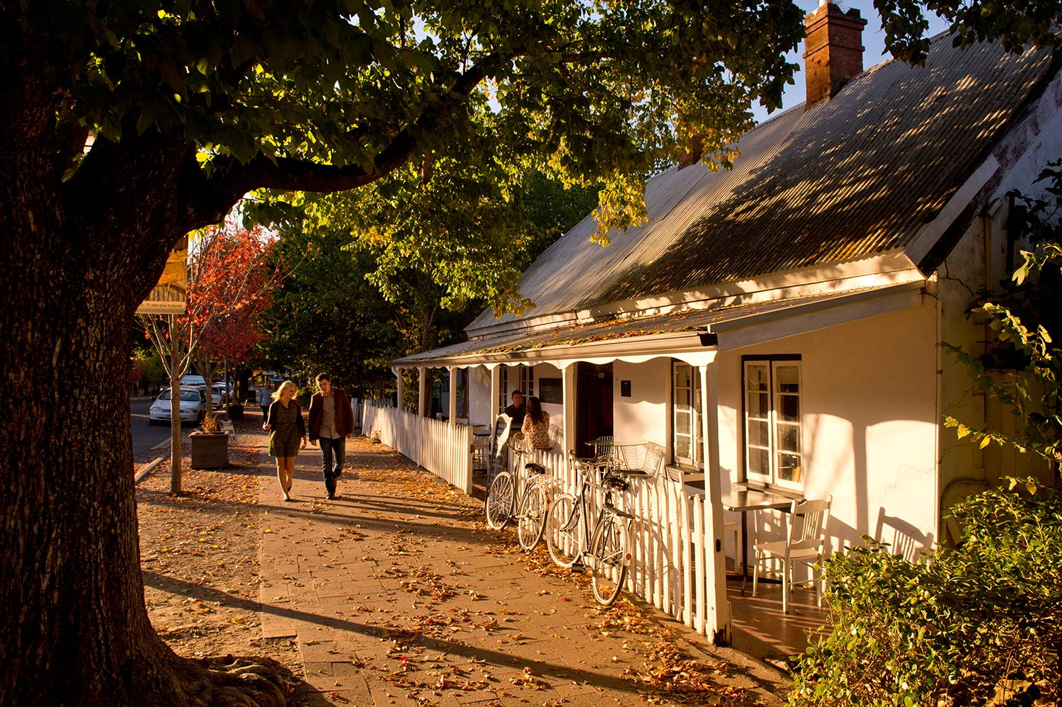 The White House Hahndorf, South Australian Tourism Commission