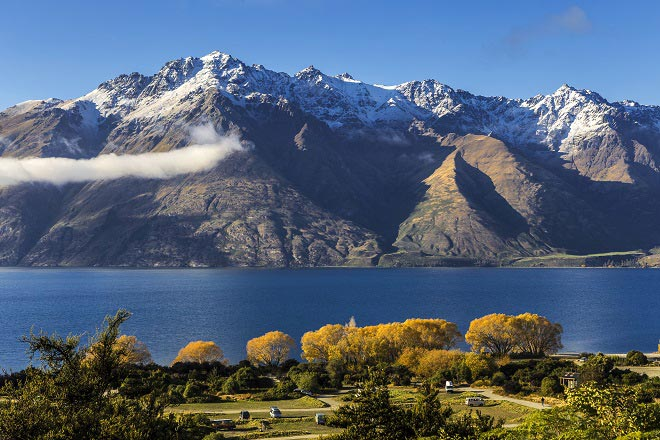 sightseeing in Queenstown