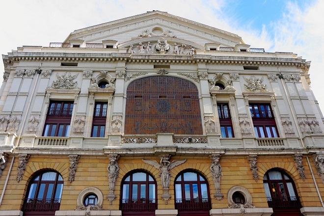 Teatro Arriaga en Bilbao