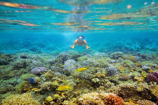 Las profundidades marinas de Filipinas