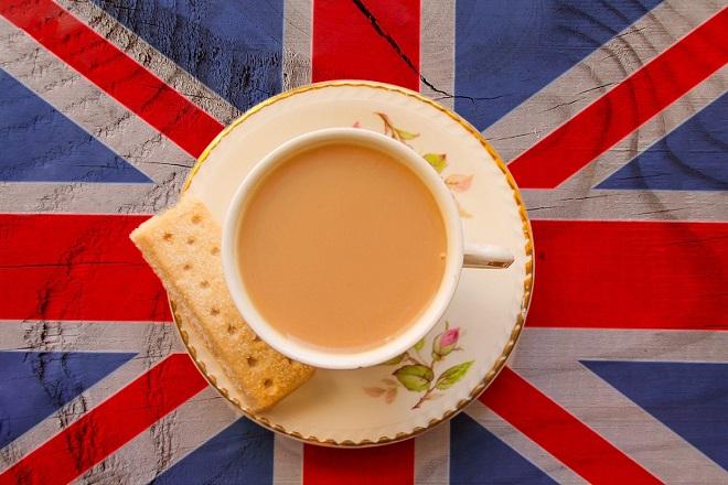 La historia del té como tradición londinense