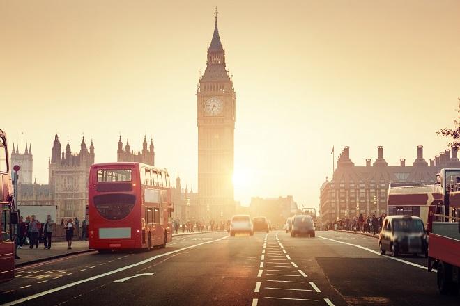 Diferentes sitios en los que tomar el té en Londres