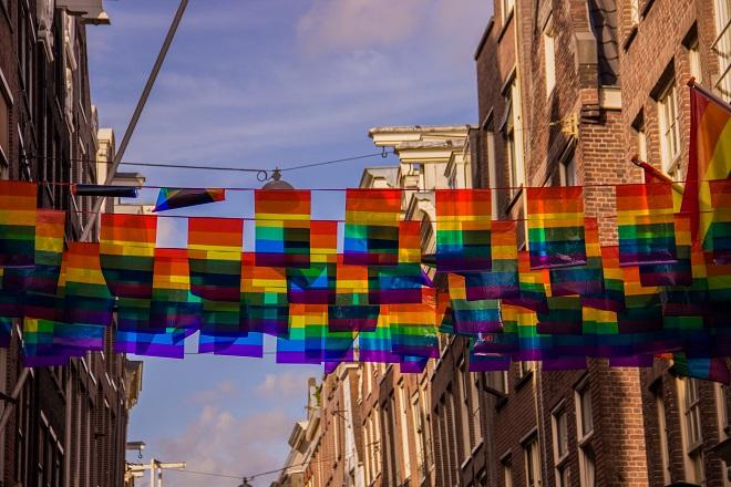 Banderas para el Orgullo Gay
