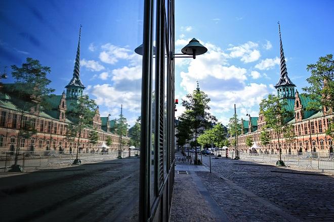 Antigua Bolsa de Valores de Copenhague