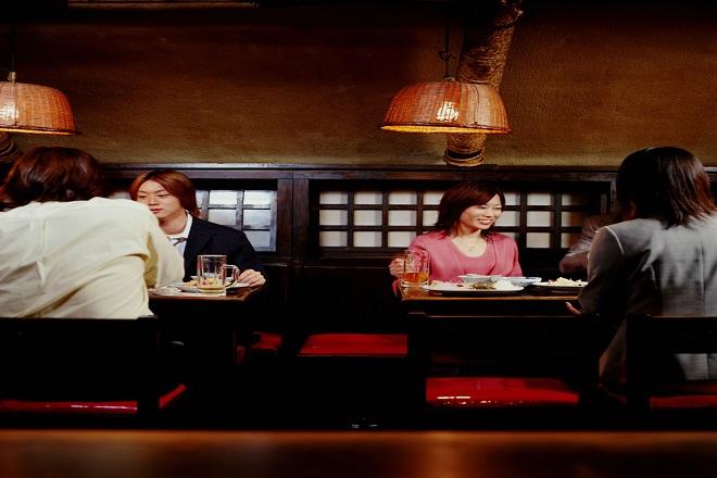 Restaurante en Japón