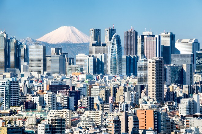 Tokio es la ciudad más poblada del planeta