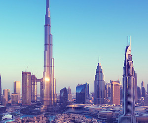 Top 10 most unusual places in Dubai