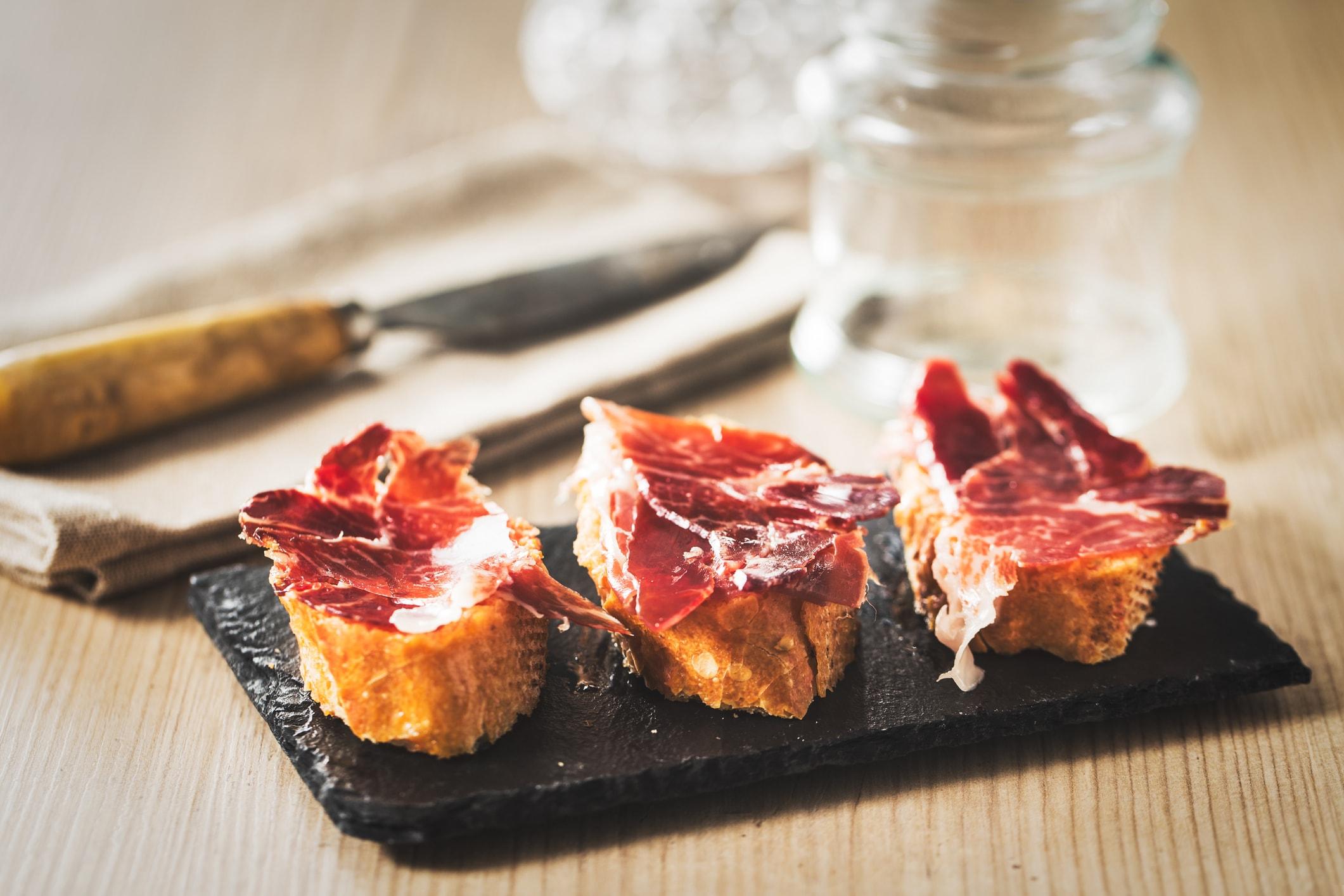 Jambon espagnol
