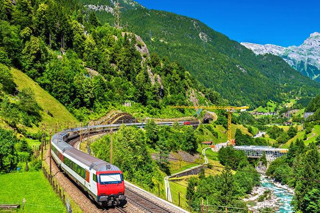 Reise Gotthard