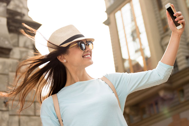 Turista tirando foto (Fotos: Getty Images)