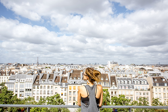 Getting to Know the Paris Districts : A City of Villages