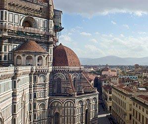 Infrografica di Firenze