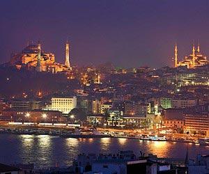 Istanbul infographics