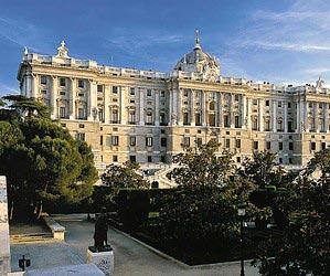 Madrid infographics
