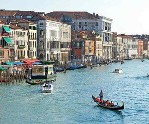 Infrografica di Venezia