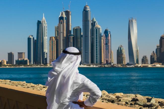 Los edificios más altos del mundo, están en Dubái