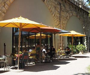 Le quartier branché de Zurich