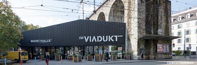 Viadukt Zurich Ouest zurich shopping