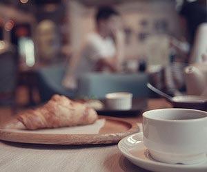 Kaffeehauskultur genießen